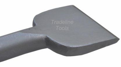 Augerton 110mm  extra wide tile chipper chisel