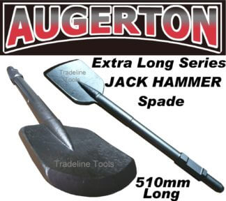 Augerton JACK HAMMER SQUARE MOUTH LONG SERIES CLAY SPADE CHISEL