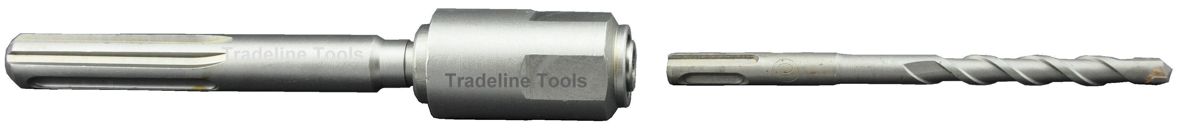 Augerton SDS MAX to SDS PLUS Adaptor