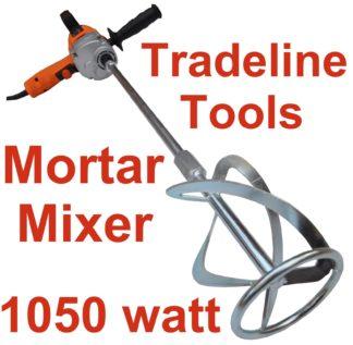 Michigan 1050 watt Mortar Mixer