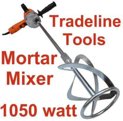 Michigan 1050 watt Mortar Mixer